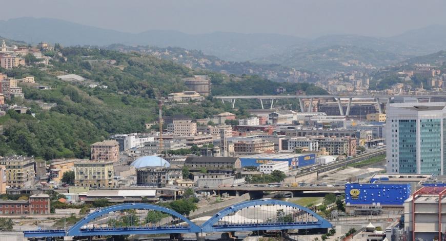 Ponte Morandi: verso la ricostruzione a un anno dal crollo