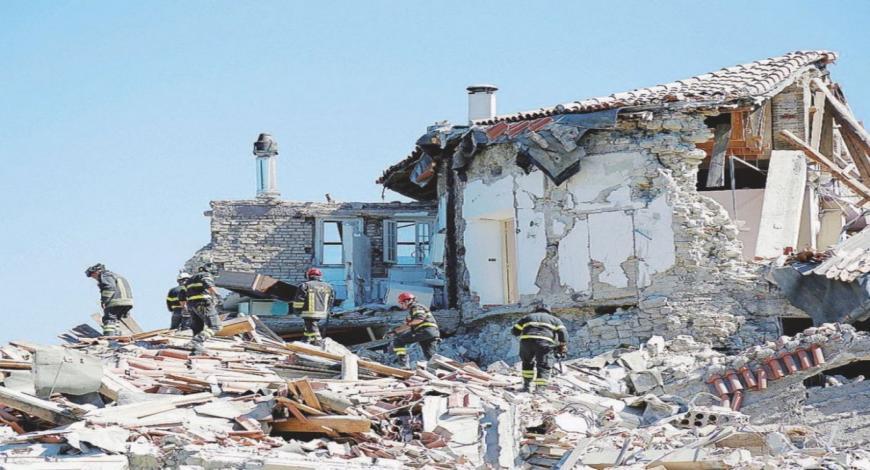 Rischio sismico: primo ciclo formativo promosso dal CNI e Ministero della difesa
