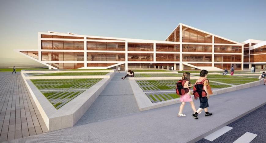 Concorso di idee: Riqualificazione campus scolastico