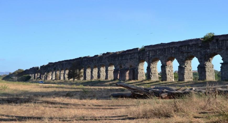Roma: bando di gara Restauro Acquedotto Anio Novus