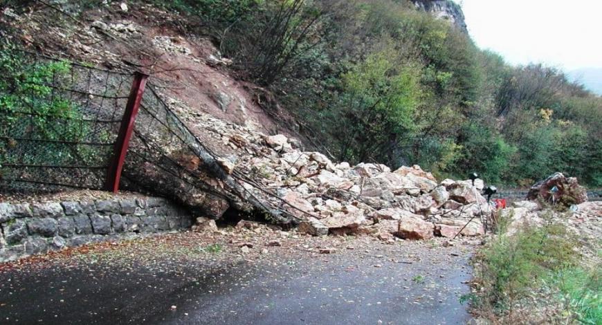 Croazia: lavori di riabilitazione in territori franosi della città di Zagabria
