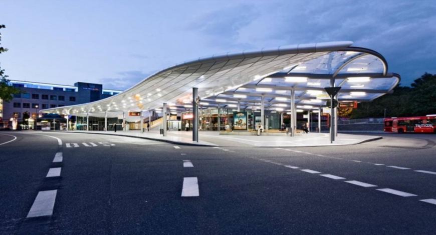 Repubblica ceca: lavori di costruzione per Stazione degli autobus a Cesky Krumlov