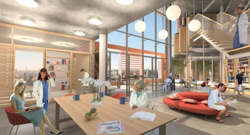 Astaldi si aggiudica nuova costruzione ospedale in Cile