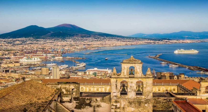 Napoli: bando di gara Riqualificazione paesaggio città tra collina e mare