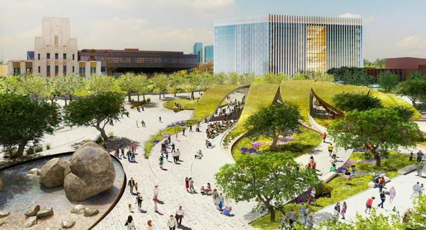 Francia: bando di gara Costruzione Architettura paesaggistica