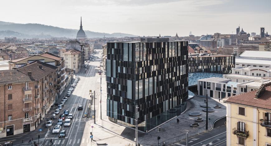Lavazza inaugura Nuvola: la nuova sede a Torino