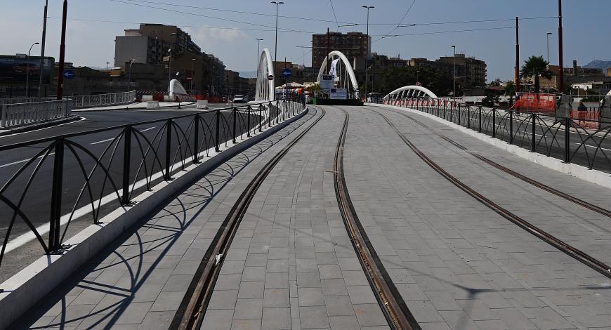 Palermo: aggiudicato il concorso di progettazione  per le nuove linee del tram