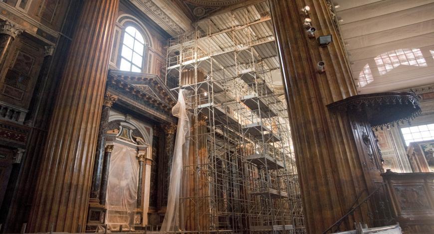 Dal MIBACT bando di gara per lavori di ripristino Chiesa di San Francesco a Mirandola