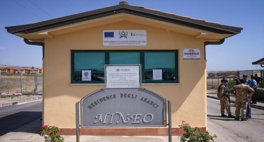 Centro di accoglienza di Mineo: bando di gara da 5 mln di euro