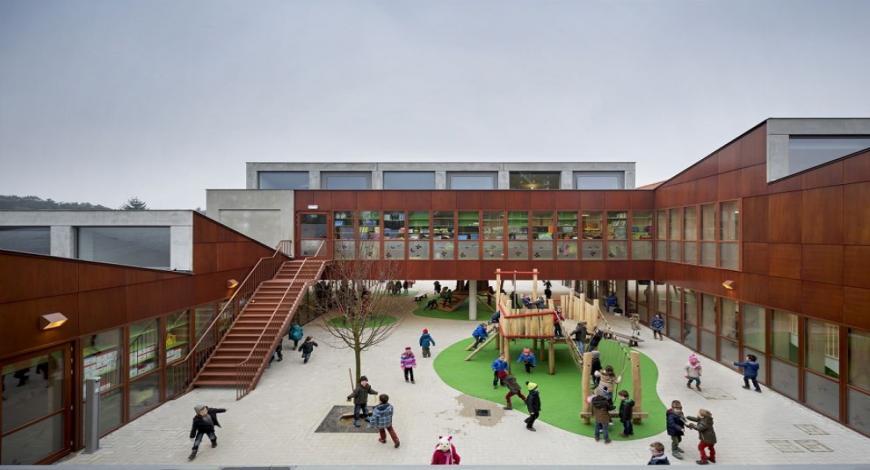 Campobasso: concorso di progettazione per la realizzazione di tre scuole