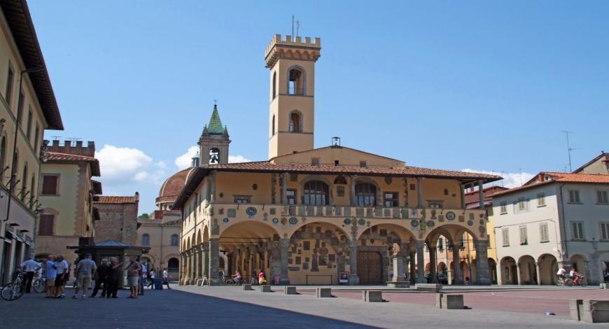 Cavriglia: adeguamento funzionale cinema teatro comunale San Giovanni Valdarno