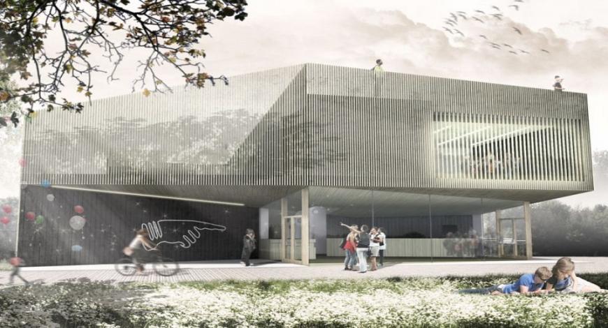 San Lazzaro di Savena: realizzazione del nuovo polo scolastico Area Campus Kid