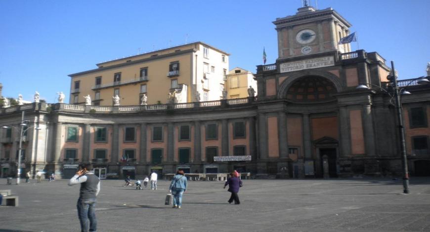 Napoli: servizi tecnici per riqualificazione ex Anagrafe di Piazza Dante