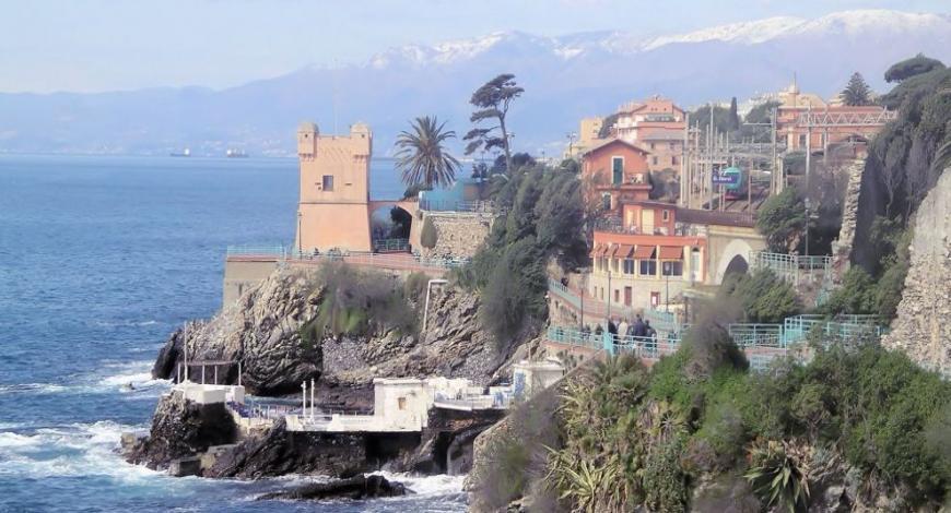 Genova: concorso di progettazione per il restauro dei Parchi Nervi