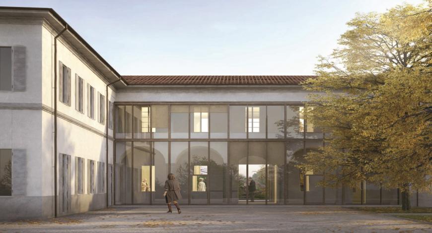 Riccione: servizi tecnici per realizzazione Museo ex Fornace Piva