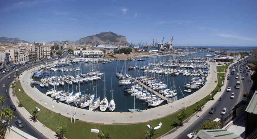 Palermo: progettazione dei lavori di costruzione dei ponti laterali sul fiume Oreto