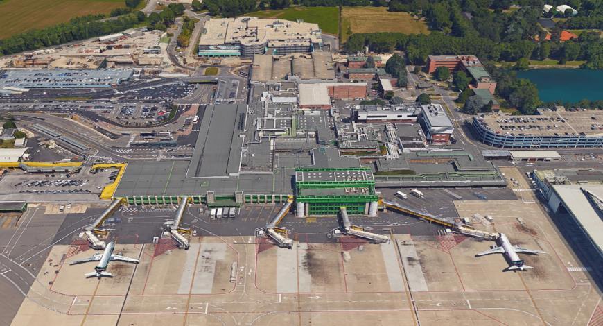 Aereoporto Linate: bando per servizi di Ingegneria e Architettura