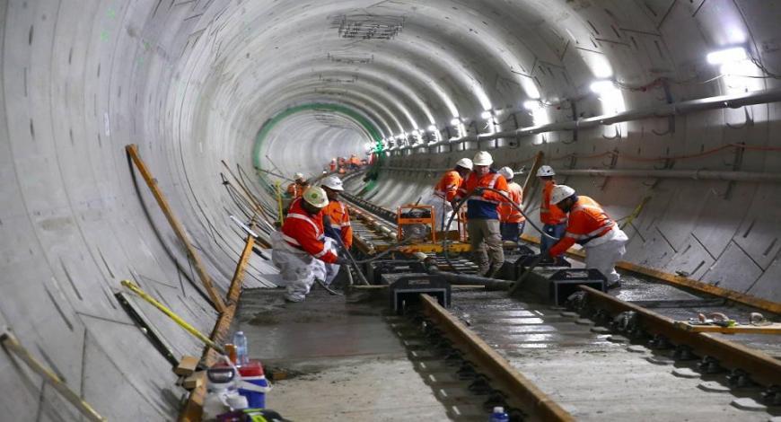Azienda Trasporti Milanesi: bando lavori linea metropolitana M2