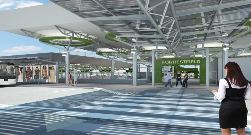 Forrestfield Airport Link: grande eccellenza tecnica